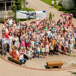 Dr Robert Guthrie's 100 Birthday Anniversary Szczecin, Poland