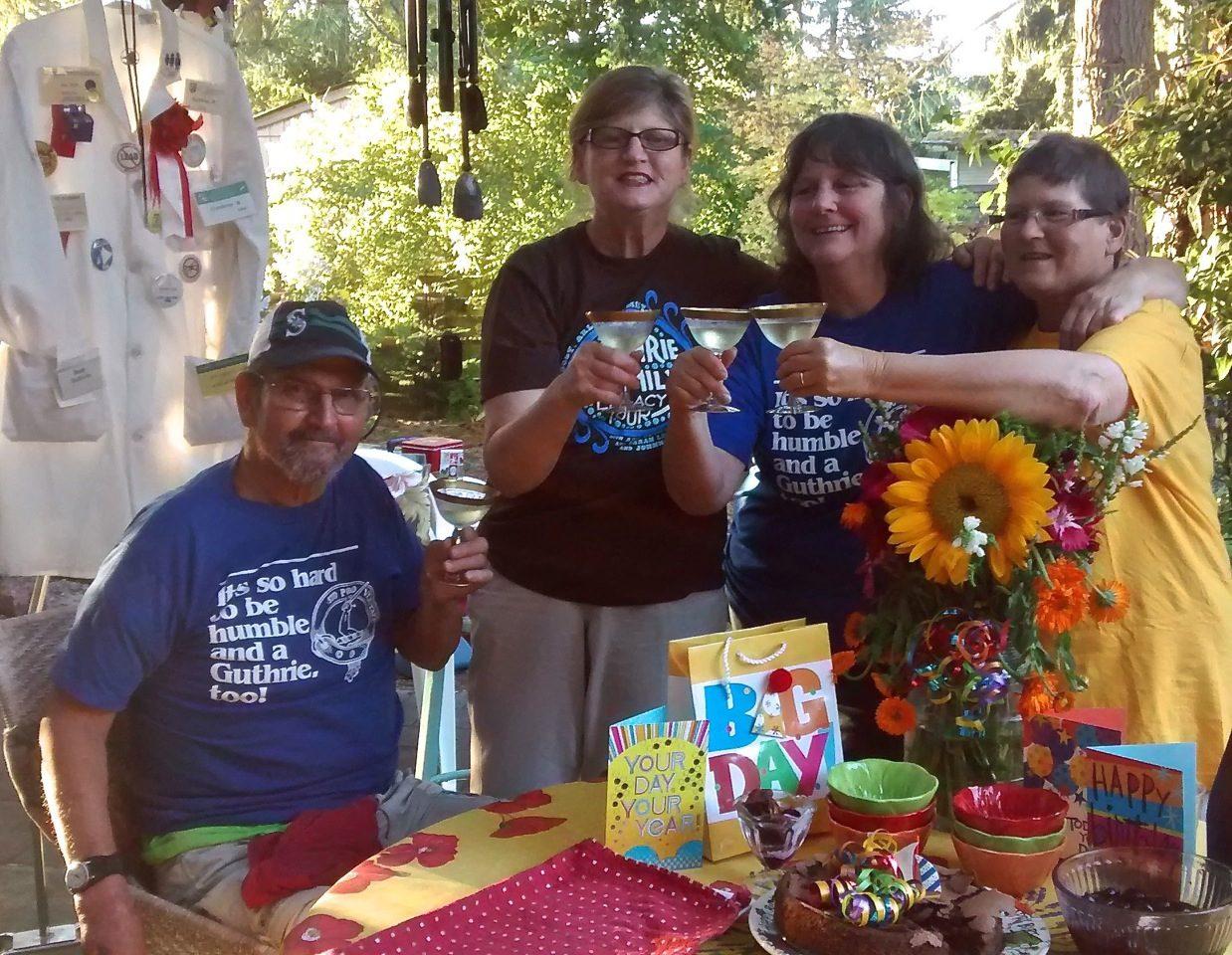 Guthrie Family Celebration